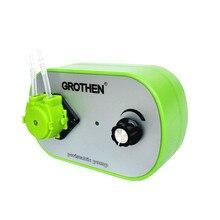 Bomba de líquido peristáltica para acuario, bomba dosificadora para laboratorio de agua analítica, 4 ml/min 120 ml/min, GROTHEN G628 1