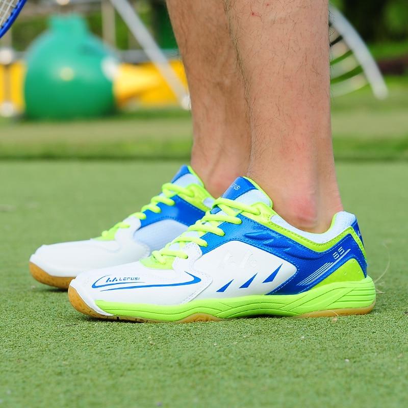 Женская обувь для волейбола, нескользящая спортивная обувь, повседневная обувь, кроссовки, мужская мягкая легкая обувь для бадминтона, теннисные туфли-4