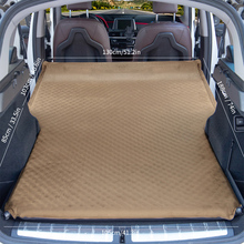 Inflatable Bed Rear-Seat-Cushion Sleeping-Mattress SUV Row Car Air Car-Supplies Fully-Automatic