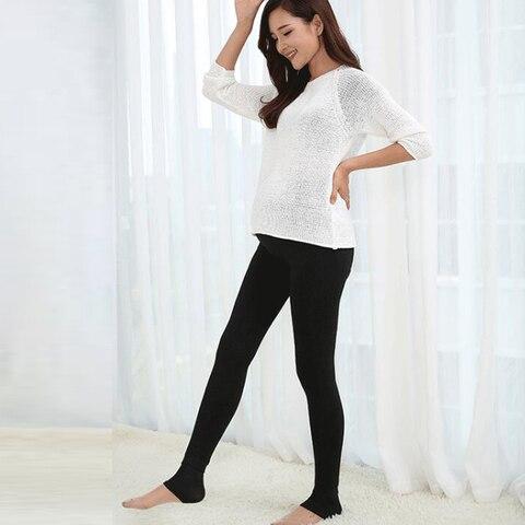 calcas quentes leggings engrossado com veludo mulheres