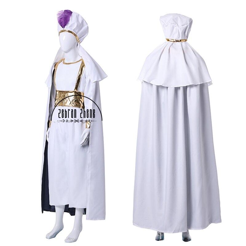 Nova moive aladdin moda cosplay traje para