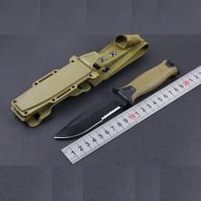 FW-G1500 naprawiono nóż polowe noże myśliwskie uchwyt abs 12C27 ostrze nóż taktyczny dzikość narzędzie survivalowe do codziennego noszenia tanie tanio HWZBBEN Maszyny do obróbki drewna Z tworzywa sztucznego Fixed blade knife