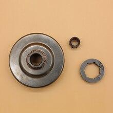 Звездочка цилиндра сцепления 3/8-7T, игольчатый подшипник, подходит для Stihl MS290 MS310 MS390, запасные части для бензопилы