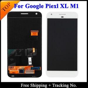 Image 3 - 100% getest Super AMOLED Voor HTC Google Pixel 2 XL LCD Voor HTC Google Pixel Scherm LCD Touch Digitizer montage