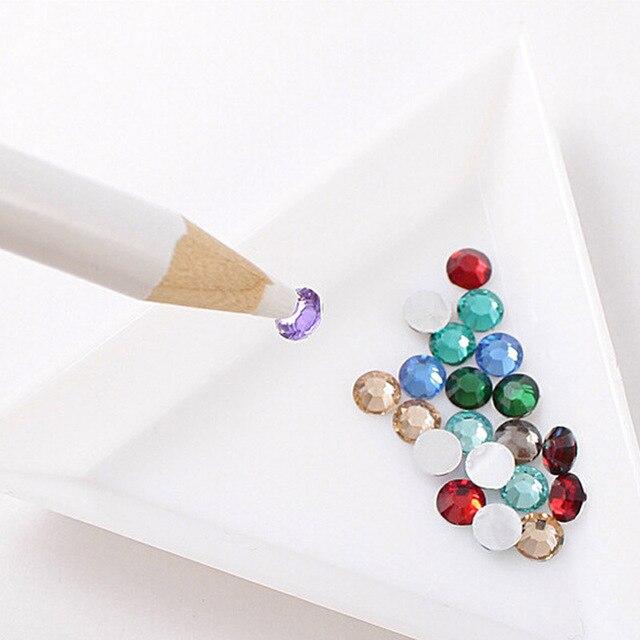 2220 Pcs Nail Decorations Gems Stones Set Multi Shaped Crystal AB Glass FlatBack Rhinestones For Nails Art 3D Craft 3
