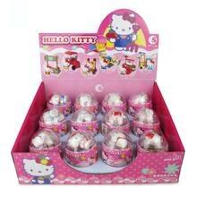 Novo quente-venda ktcat plástico abs engraçado ovo bloco de construção menino e menina brinquedo educativo das crianças ano novo natal presente
