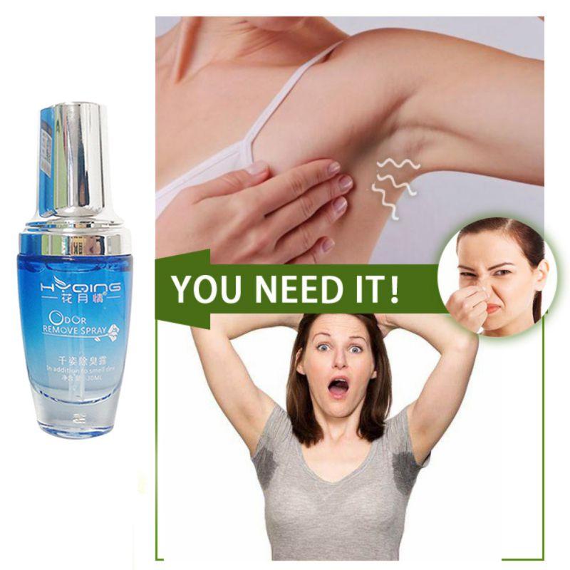 Perfum Deodorants Spray Reduce Sweat Odor Underarm Antiperspirant Spray Deodorant For Men Women Antiperspirants*u