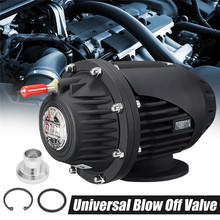 Turbo Blow Off Valve H KS BOV SSQV4 IV for All Turbocharged Supercharged Vehicles Black Relief Car refitting