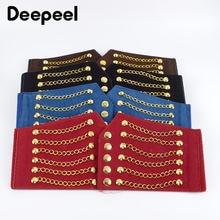 Deepeel 2/5 шт для женщин модные тонкие корсет эластичные ремни
