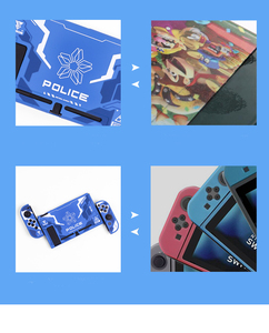 Image 5 - Voor Nintendo Switch Ns Vreugde Con Controller Case Cover Pc Beschermhoes Cover Shell Set Switch Console Accessoires