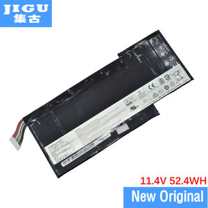 Оригинальный аккумулятор JIGU для ноутбука MSI, аккумулятор для MSI, BTY-M6K, 0017F1-002, GF75, 8RC-039XTR, GF63, 8RD-001CN, 11,4 в, 52.4WH