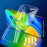 3 個強化ガラス xiaomi redmi 注 9 s スクリーンプロテクター xiomi redmi note9 4s 注 8t 7 8 9 プロマックス 8a 安全保護フィルム