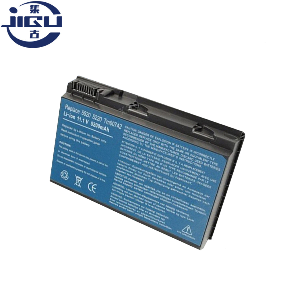 JIGU <font><b>Battery</b></font> For <font><b>ACER</b></font> Extensa <font><b>5210</b></font> 5220 5230 5420 5610 5620 5630 7220 7620 TravelMate 5230 5320 5520 5530 5710 5720 image