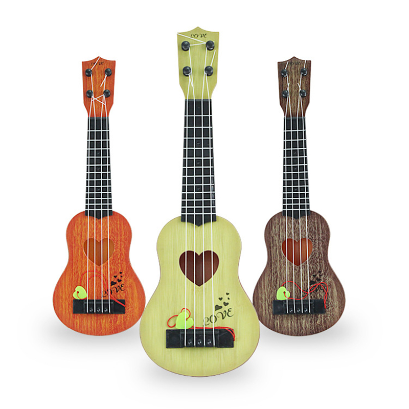 Beginner Classical Ukulele Guitar Educational Musical Instrument Toy for Kids Early Education XR-Hot
