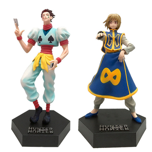 Hisoka Kurapika Hunter x Hunter Japanese Hot Toys Action Figures Anime HunterxHunter PVC Collectible Figurine Model