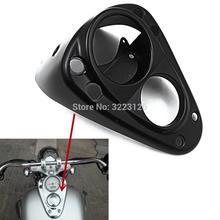 バイク楽器ゲージスピードメーター走行距離計タコメータカバータンクロックカバー用 VT400 VT750 エース 97 03
