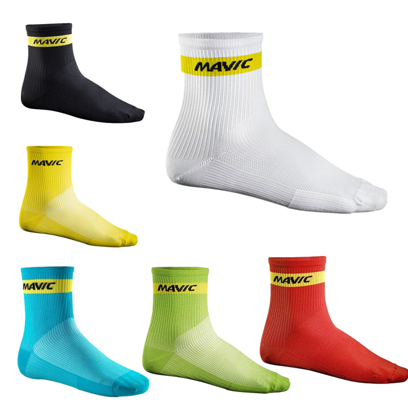 Brand Compression Cycling Socks Sport Socks Road Bicycle Socks Outdoor Sports Running  MTB Racing Bike Socks