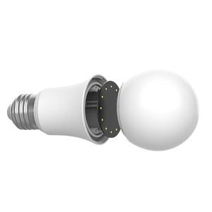 Image 4 - 4 قطعة الأصلي Aqara لمبة زيجبي النسخة الذكية عن بعد LED لمبة Xio mi ضوء المصباح ل Mi المنزل APP Homekit بوابة