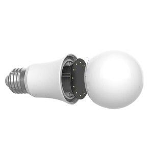 Image 4 - 4pcs Original Aqara Bulb Zigbee Version Smart Remote LED Bulb Xiomi Lamp Light for Mi Home APP Homekit Gateway