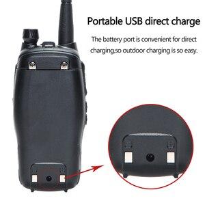 Image 4 - New Baofeng UV X10 Radio 10W Powful Walkie Talkie 2 PTT Dual Band VHF UHF 128 Channels CB Two Way Radio Better Than UV 5R UV 82