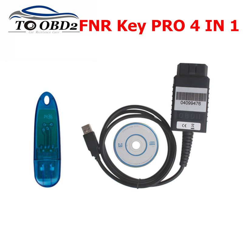 Latest Version FNR Key Prog 4 In 1 For Nissan For Ford For Renault And Incode Calculator Key Programmer No Pin Code
