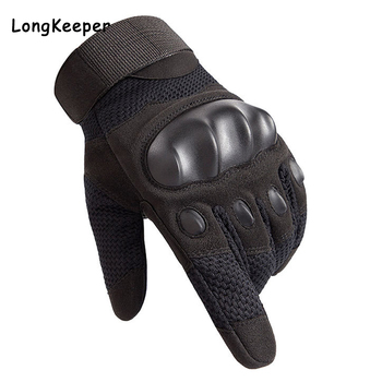 touch screen cold weather waterproof windproof winter warmer fleece snowboard bicycle tactical hard knuckle full finger gloves Touch Screen Army Military Tactical Gloves Men Combat Airsoft Outdoor Sport Gloves Bicycle Hard Knuckle Full Finger Gloves