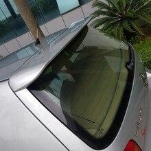 Para Volkswage VW Golf IV MK4 4 Padrão e R32 1998-2004 ABS Sem Pintura Cinza de Volta Pára Saqueador