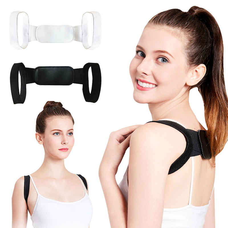 Adjustable Back Posture Corrector Belt Clavicle Spine Back Shoulder Lumbar Posture Correction Lumbar Brace Support for men women