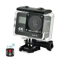 كاميرا فيديو للغوص وركوب الدراجات في الهواء الطلق ، كاميرا فيديو H11 Wifi 4k ، حركة رياضية تحت الماء ، مقاومة للماء ، DV ، مسجل ، ultra HD 1080P