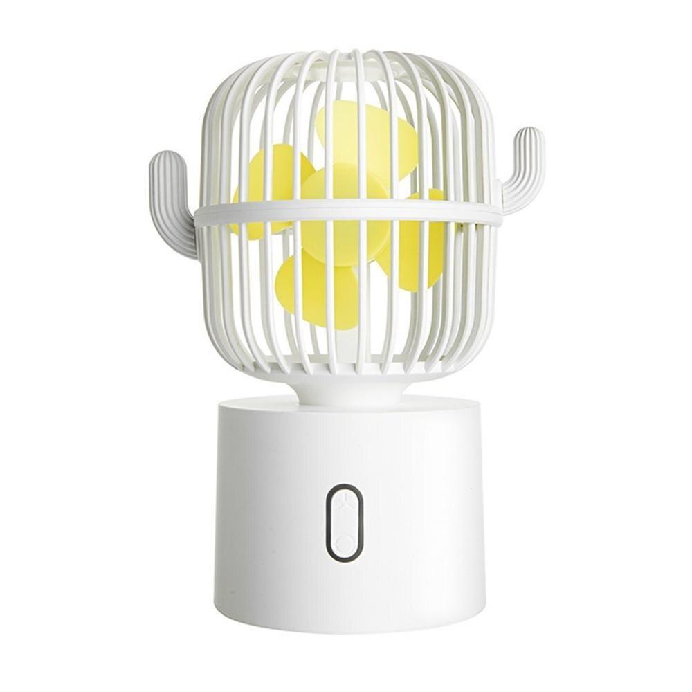 F6 Mini Electric Fan Shaking Head Large Air Volume Usb Interface Electric Fan Shaking Head Three-speed Table Fan