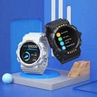 1,54 zoll Smart Uhr zeit display Sitzende Erinnerung Schlaf Monitor Emote Foto gym 3d Smart Uhr Monitor Für IOS Für android
