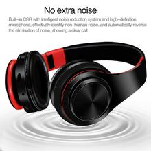 Hifi Stereo Bluetooth Earphones  Music Fm Sd Card Headset With Mic Headphone Sports стоимость