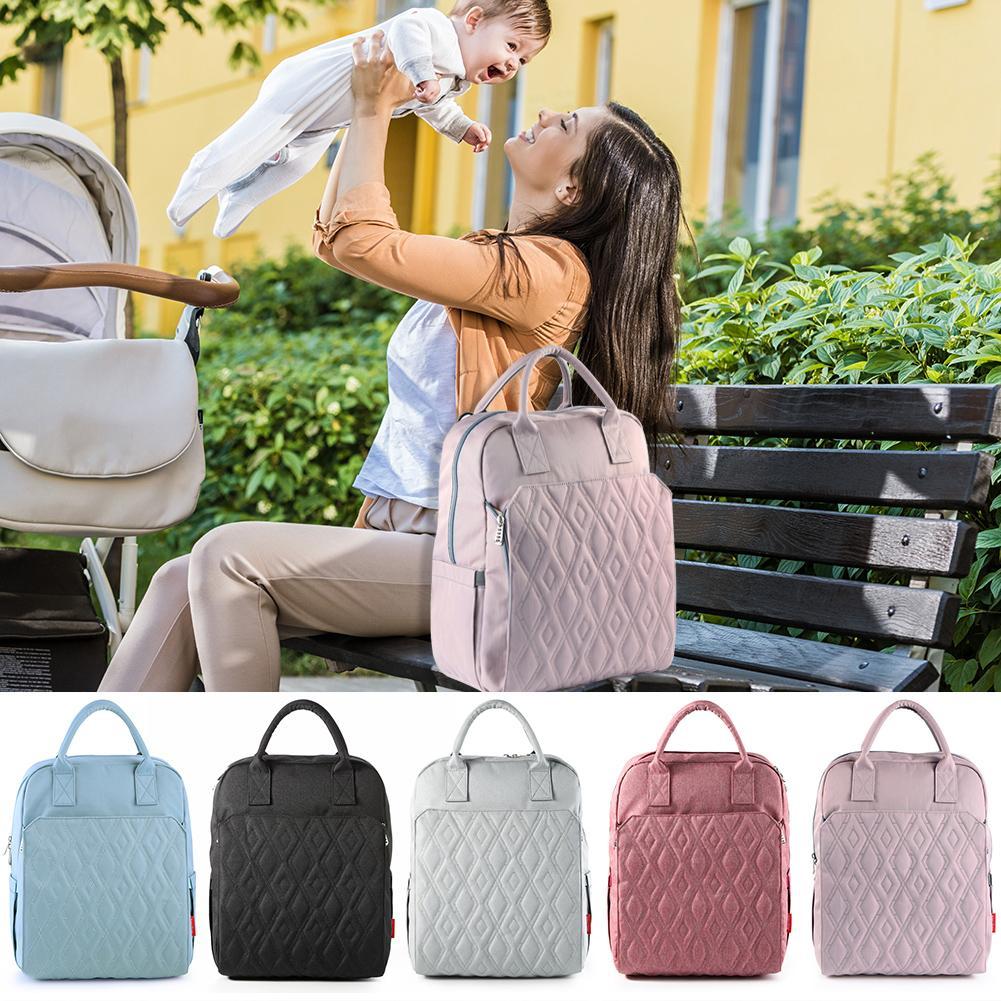 Diaper Bags Bottle Insulation Bags Large Capacity Travel Baby Mummy Handbag
