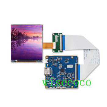 3.5 inch IPS 1440x1600 LPM035M407B LCD Screen Mipi HDMI Controller Board Display For HMD VR AR DIY