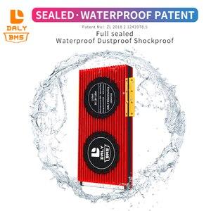 Image 2 - Daly 3.2V LiFePo4 8S 24V 80A 100A 200A 500A 18650 LFP PCM tablica zabezpieczająca baterię BMS ze zrównoważonym modułem baterii litowej
