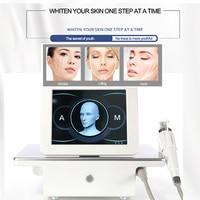 Microneedle RF Machine Skin Tightening anti wrinkle anti acne Scars Stretch marks removal fractional RF beauty machine