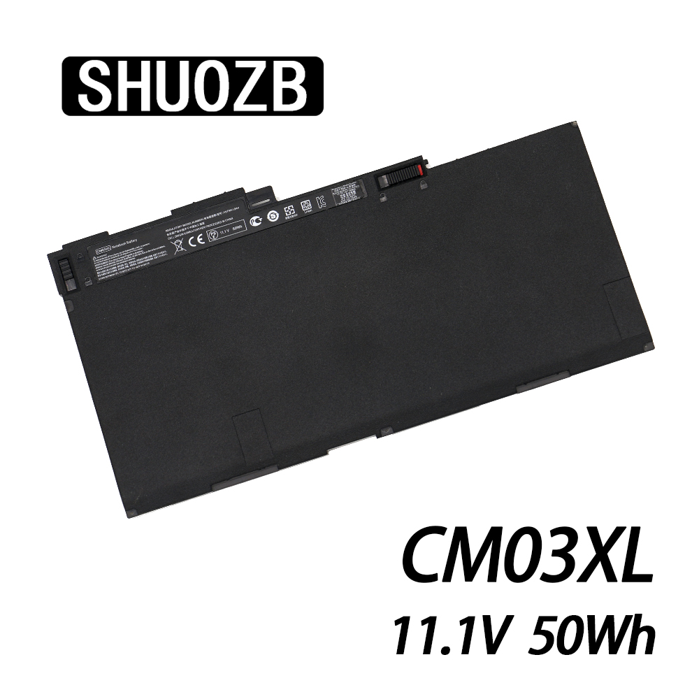 CM03XL Batteri For Hp EliteBook 840 845 850 740 745 750 G1 G2 Series 717376-001 HSTNN-DB4Q HSTNN-IB4R HSTNN-D LB4R E7U24AA CO06