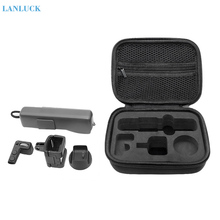 Portable Box Carrying Case for DJI OSMO Pocket Bag Shell Storage Handbag Handheld Gimbal Stabilizer accessories dji osmo pocket case storage bag portable bag module storage compatible with wireless osmo pocket accessories