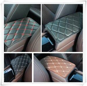 Автомобильный подлокотник, коврик для хранения, подставка для рук, подушка для YAMAHA Renault Trucks Dacia Citroen Kenworth Infiniti Skoda Octavia A7