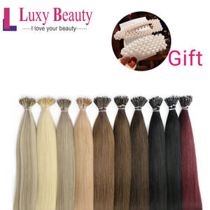 Hair-Extensions Micro-Link Nano Luxybeauty Rring 1g/Pc