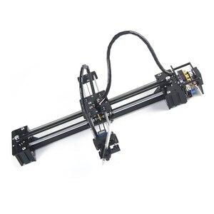 Image 2 - Diy ly drawbot caneta desenho figura pet máquina de escrever robô rotulação corexy xy plotter robô para cnc v3 escudo desenho brinquedos