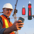 NF-858C портативный тестер кабеля сети Ethernet тестер длины кабеля линия кабель искателя детектор для обслуживания сети