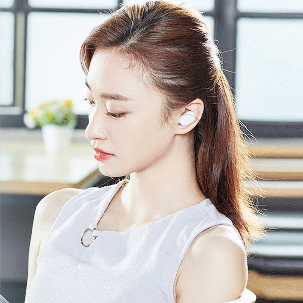 Xiaomi Mi AirDots Bluetooth Earphone Stereo Wireless In ear Headset Bass Headphone Headset Youth Version With Mic Handsfree in Phone Earphones Headphones from Consumer Electronics