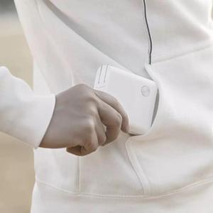 Image 5 - Xiaomi 2 em 1 carregador original, 5000mah, dual usb, carga rápida, 5v 3a, 5v 2.4a powerbank para iphone e samsung, telefone celular