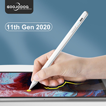 GOOJODOQ 11th Gen Pencil For iPad Pencil Palm RejectionTilt for Apple Pencil 2 1 iPad Pro 11 2020 Air 4 2018 2019 7th 8th Pencil