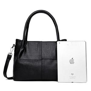 Image 3 - Torebki damskie skórzane torebki damskie Messenger projektant torebki damskie Crossbody torba na ramię Top torby z uchwytami dla dziewczynek sac a main