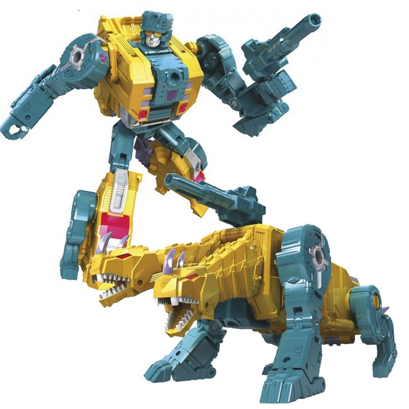 AOYI Transformation Abominus Cutthroat Rippersnapper H6002 Blot Figure Robot Toy