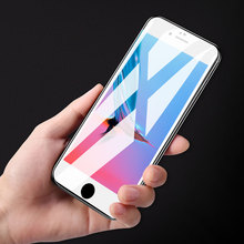 9D Full Cover Tempered glass New  For Iphone 8 /8 Plus/ X/ XS/ XR/ XS Max Case Professional full cover screen protector film