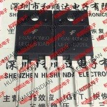 20PCS/LOT New original FGAF40N60UFD TO-3PF 600V 40A