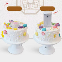 25Cm/30Cm Surprise Cake Stand Pop Novelty Gags & Practical Jokes Toys Happy Birthday With Gift Box Cool Magic Toy(China)